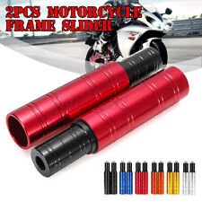 2PCS Anti Crash Protector Motorcycle Practical Universal Device Frame Sliders