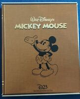 Disney D23 2018 Gold Membership Mickey Mouse Vintage Replica Collectibles