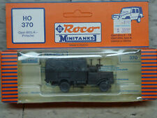 Roco Minitanks / Herpa WWII German Opel Blitz A 3T 4x4 Troop Truck Lot #3502K