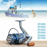 13BB Ball Bearings Left/Right Metal Casting Fishing Spinning Reel ZF High Speed