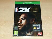 NBA 2K19 20th Anniversary Edition Xbox One UK Game **BRAND NEW & SEALED**