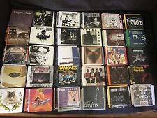 61 HARDCORE POWER POP SKA EMO PUNK KBD GARAGE INDIE CD LOT SOME RARE GOOD STUFF!