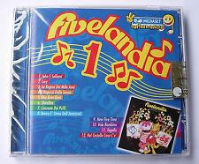 Cristina D'avena  -  Fivelandia 1 CD 2006 NUOVO E SIGILLATO