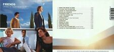 FRIENDS - Listen to your heartbeat - EUROVISION 2001 (SWEDEN) CD Army Of Lovers
