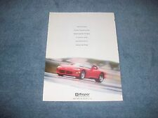 """1993 Mopar Parts Vintage Ad with Dodge Viper """"Made to Perform Flawlessly..."""""""