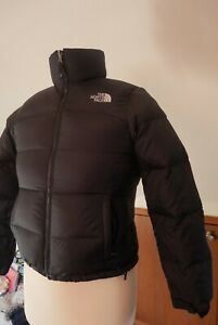 The North Face Nuptse Women's Puffer Jacket, Size XS -black Kendall Jenner