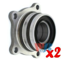 Pack of 2 Rear Wheel Hub Bearing Assembly replace 512211 HA594301 BR930292