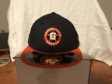 New Era 59Fifty Greeneville Astros Size 7 3/4 Hat Cap Low Crown🔥