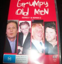 Grumpy Old Men Series 1 & 2 (Australia Region 4) TV Series DVD - Like New
