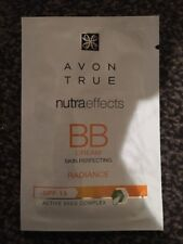 Avon Nutraeffects BB Radiance Cream Medium 1 X Sample Sachet