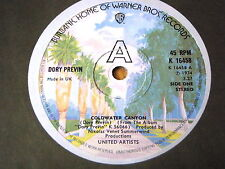 """DORY PREVIN - COLDWATER CANYON  7"""" VINYL"""