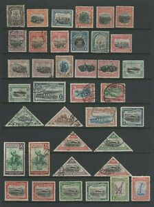 Mozambique Company Mint and Used Collection