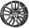 4x 21 inch x 9 FLORENCE SET of Wheels MASERATI LEVANTE - OEM COMPATIBLE (ITALY)