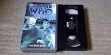 DOCTOR WHO THE TIME MEDDLER UK VHS VIDEO 2002 William Hartnell Peter Butterworth