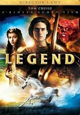 Legend (director's Cut) 0025192100994 With Tom Cruise DVD Region 1