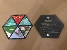 Boards Of Canada Vinyl LP Repress Sticker music has right to children/geogaddi..