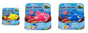 Tobar Baby Shark Sing And Swim Bath Toy Children Fun Assortment