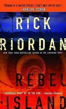 NEW Rebel Island by Rick Riordan