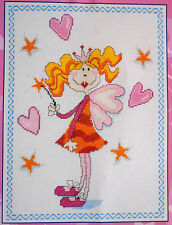 Urban Princess - Fairy - DMC counted cross-stitch kit
