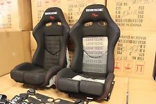 1x Bride Seat stradia lowmax, M Or L Black Fiberglass Full black or Gradient,ADR