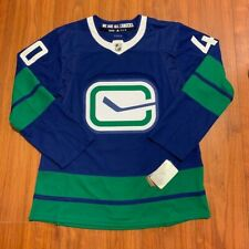 Elias Pettersson Vancouver Canucks 2019/2020 Adidas Authentic Home Jersey #40