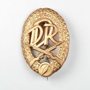 GERMANIA DDR Spilla Militare Military Pin DDR