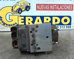 NUCLEO MODULO ABS  Nissan X-Trail I (T30)(2001->) 2.2 Comfort Plus [2,2 Ltr. - 8