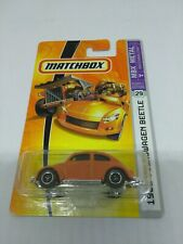 2007 MATCHBOX 1/64 SCALE DIE CAST BODY 1962 VOLKSWAGEN BEETLE #29 MBX METAL