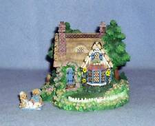Enesco Cherished Teddies Village A Picnic for Two 1995 NIP