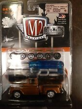 M2 Machines Chase 1958 Chevrolet Apache Stepside 1/500