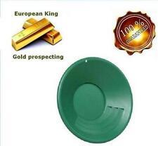 "Bate pentola cercatori d'oro 14""prospecting gold pan, mining, Sluice"
