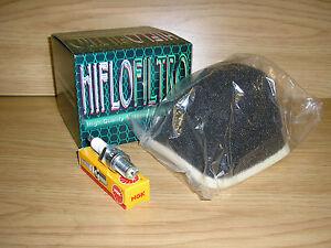 DT125R 88-04 Service Kit  DTR DT125 Air filter Spark Plug