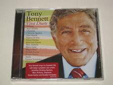 TONY BENNETT/VIVA DUETS(RPM/88765411852)CD ÁLBUM NUEVO