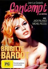 Contempt (DVD, 2014 release)