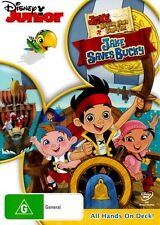 Jake And The Never Land Pirates - Jake Saves Bucky DVD : NEW
