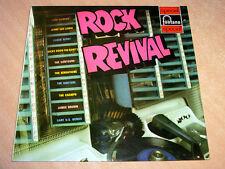 Rock Revival/1968 FONTANA LP/contorni/Champs/Dicky Doo/GARY NOI OBBLIGAZIONI/Chuck Berry