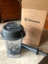 Vitamix 48 oz container with tamper. New, in box