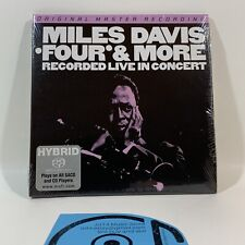 Miles Davis - Four & More - MFSL Super Audio CD SACD Hybrid Numbered SEALED