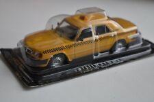 "GAZ 3110 ""Volga"" Taxi Legendary USSR car. DeAgostini 1/43 Unopened packaging"