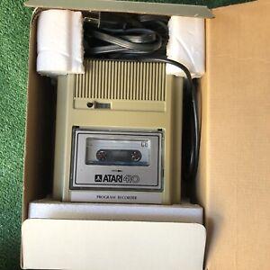 Atari 410 program recorder Still In Box!