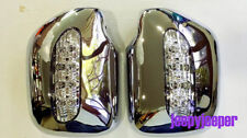 R CHROME MIRROR COVER LED TOYOTA HILUX MK3 SURF 89-97 R