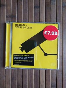Hard-Fi : Stars of CCTV - CD Album (2005)