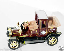 Locomobile Die Cast Pull Back Vintage Classic Toy Car