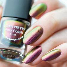 6ml Chameleon Nail Polish Varnish (Black Base Color Needed) #205 Born Pretty