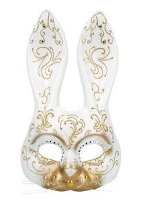 Hasenmaske Venice Hase Bunny Osterhase