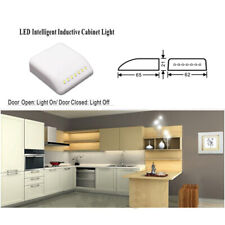 Mini 7 LED PIR Induction Closet Lamp Night Light Wardrobe Cabinet Drawer