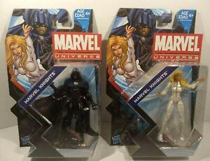 "Marvel Universe CLOAK & DAGGER 3.75"" Action Figures Series 5 #017 2013 Unopened"