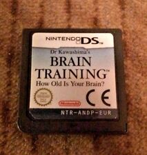 Nintendo DS - BRAIN TRAINING
