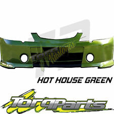 FRONT BAR HOT HOUSE GREEN SUIT HOLDEN COMMODORE VY SS 02-04 S BUMPER COVER