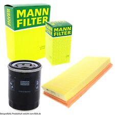 MANN Inspektionskit Ölfilter Luftfilter Set OPEL VIVARO Pritsche F. E7 1.9 Di